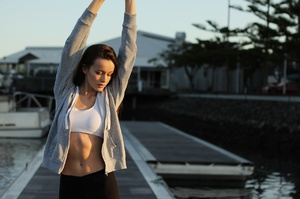 Дыши активно - худей эффективно! Дыхательная гимнастика