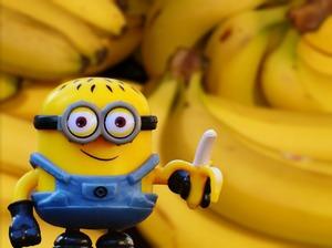 Сколько калорий в разных видах бананов?