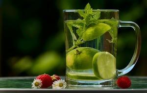 Рецепт приготовления воды Сасси для похудения