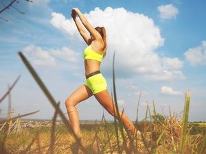 Стройное утро сбодрой зарядкой для похудения