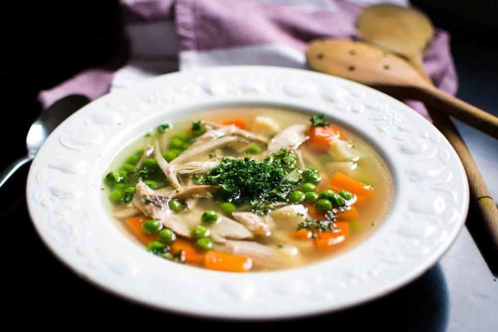 низкоуглеводные супы для похудения
