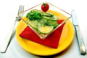 Легкое иэффективное похудение наогуречной диете