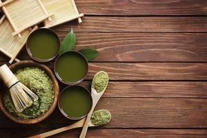 Применение зеленого чая для похудения