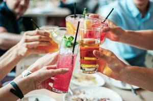 Какой алкоголь можно пить худеющим при диете