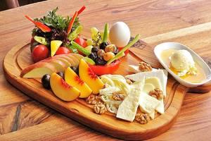 Навстречу здоровью истройности. Заменяем вредные продукты полезными